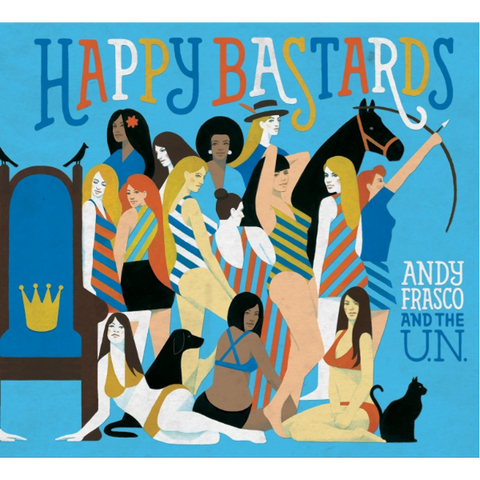Andy Frasco | Happy Bastards