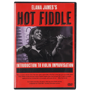 "Hot Club of Cowtown | Elana James's ""Hot Fiddle"" DVD"