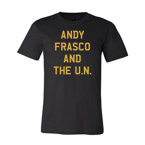 Andy Frasco | AF Text T-Shirt