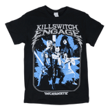 Killswitch Engage Vault | Incarnate World Tour T-Shirt - Black/Blue