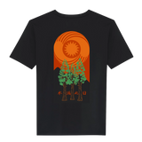 Slenderbodies | Komorebi T-Shirt - Black