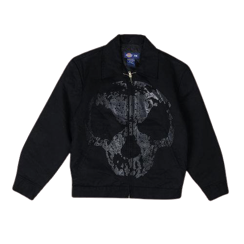Killswitch Engage Vault | Dickies Skull Zip Jacket