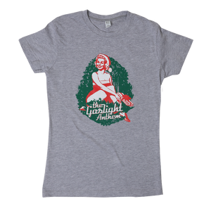 The Gaslight Anthem | Wreath T-Shirt - Ladies