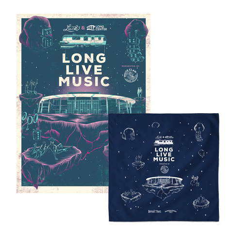 Luck Reunion | Long Live Music Bundle *PREORDER*
