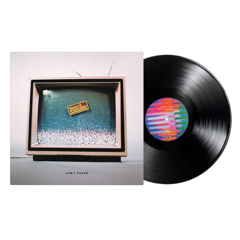 Chet Faker | Hotel Surrender - Black LP *PREORDER*