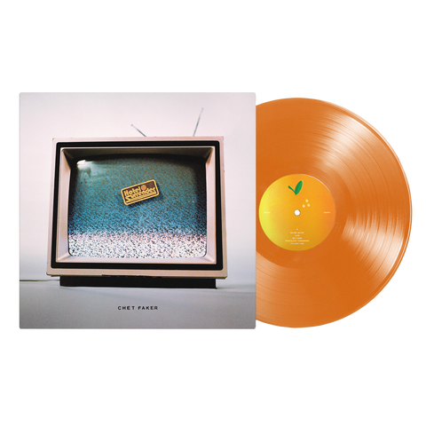 Chet Faker | Hotel Surrender - Orange LP *PREORDER*