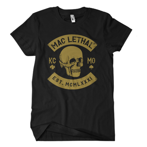 Mac Lethal | Gold MC T-Shirt