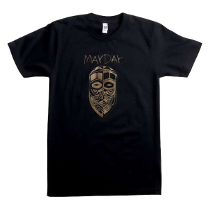 Mayday | Women's Black T-Shirt