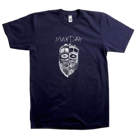 Mayday | Women's Navy T-Shirt