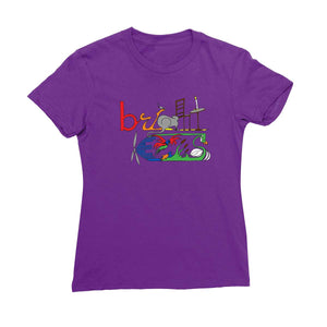 Bright Eyes | Women's Menagerie T-Shirt
