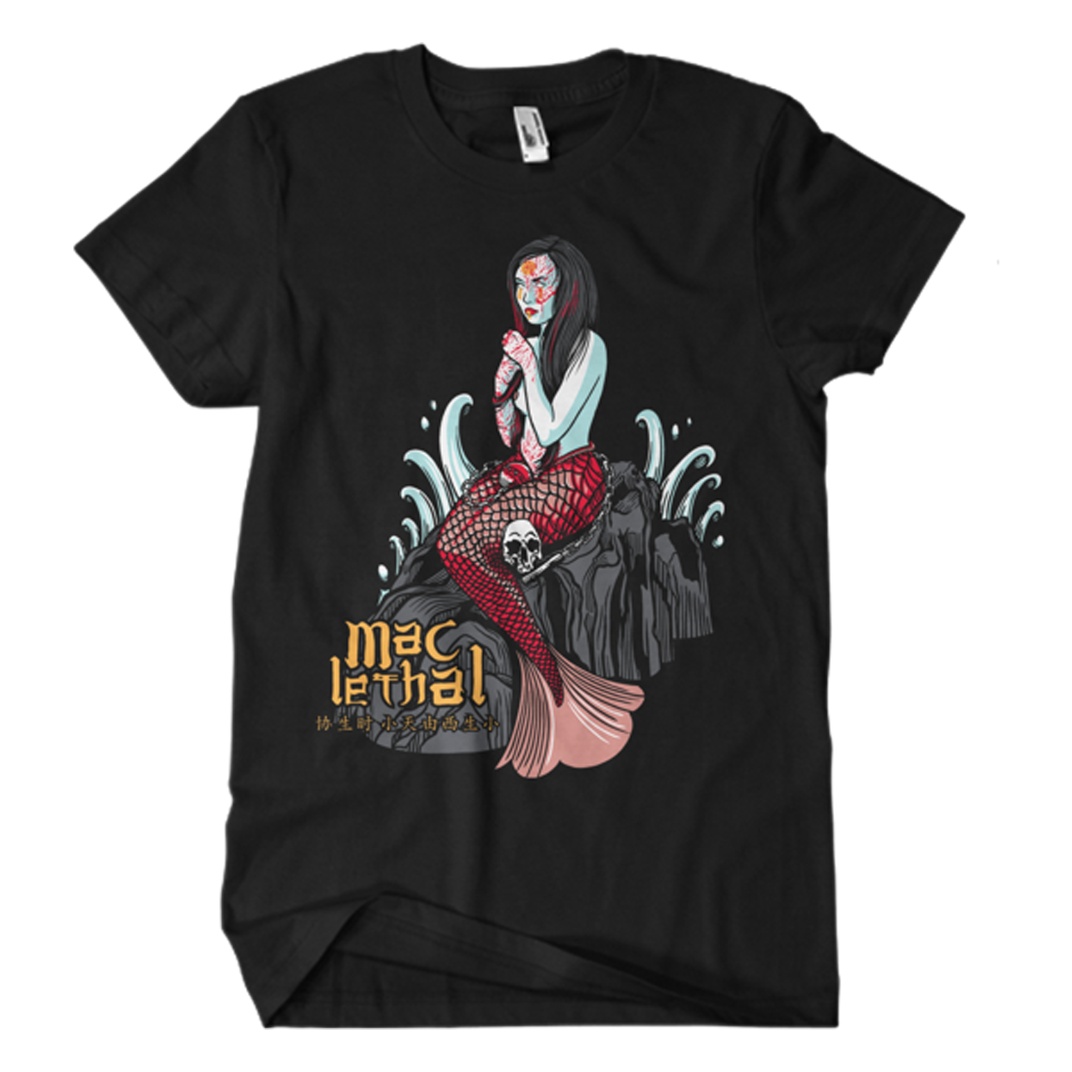 Mac Lethal | Mermaid T-Shirt