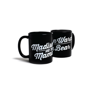 Madisen Ward and the Mama Bear | Logo Mug