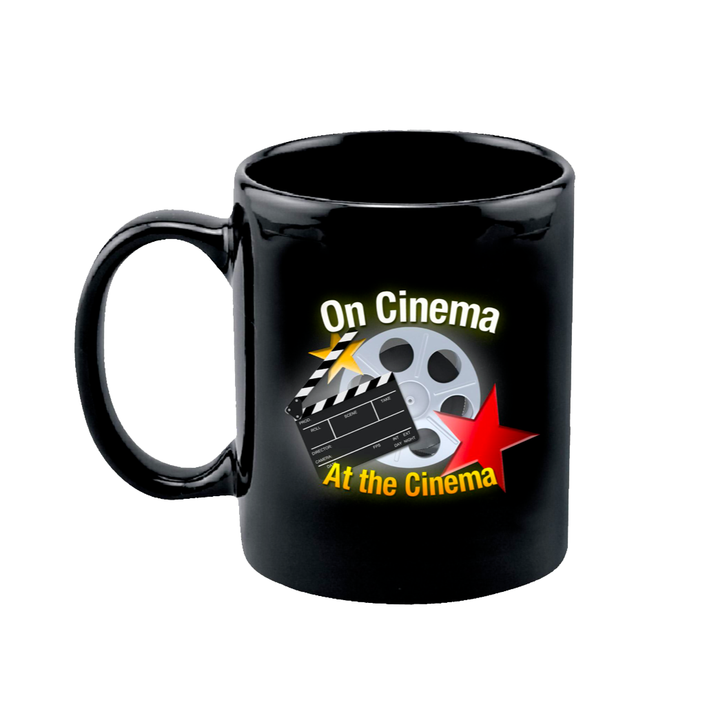 On Cinema | Logo Mug *PREORDER*