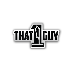 That 1 Guy | Logo  Pin