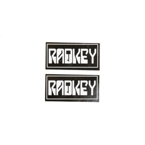 Radkey Sticker Pack