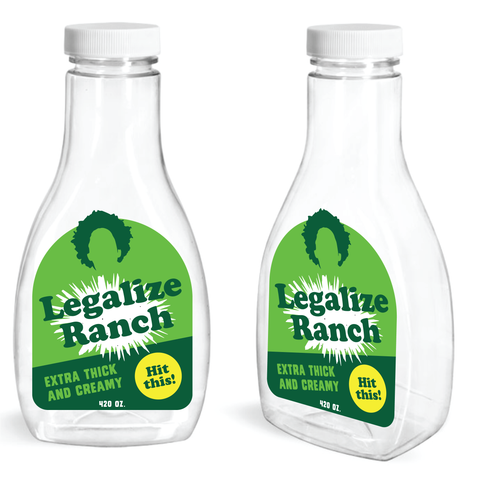 Eric Andre | Legalize Ranch Bottle
