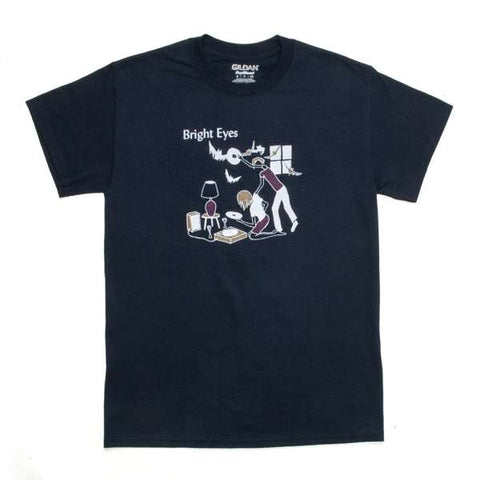Bright Eyes | Youth Record T-Shirt