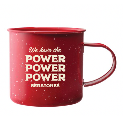 Seratones l Power Camp Mug *PREORDER*