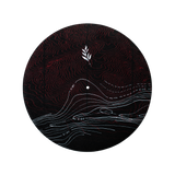 The Album Leaf | Topography Turntable Slipmat