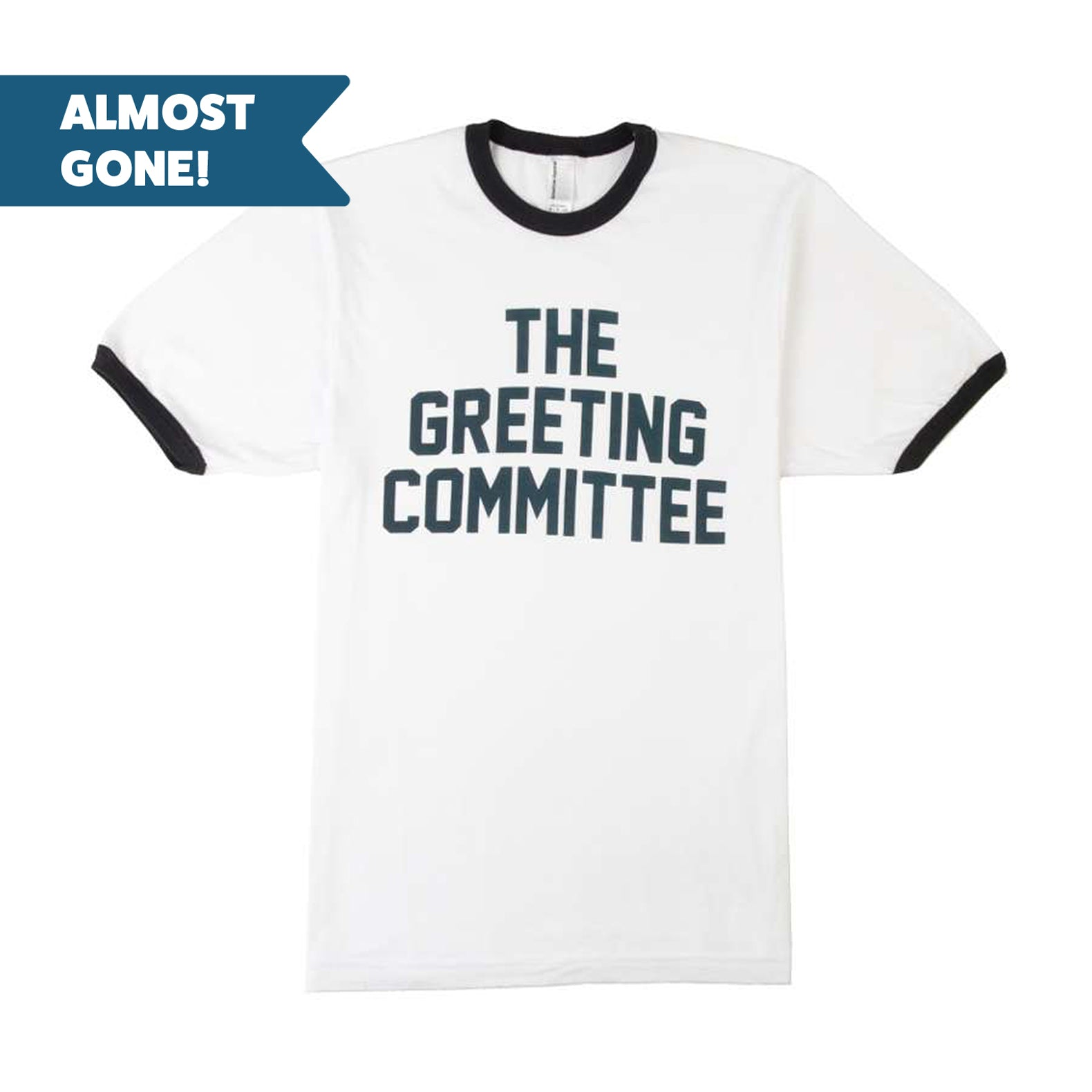The Greeting Committee | Ringer T-Shirt