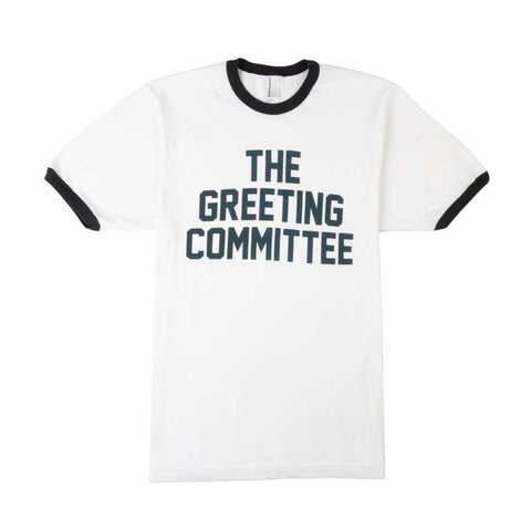 The Greeting Committee | Ringer T-Shirt *Pre-Order*