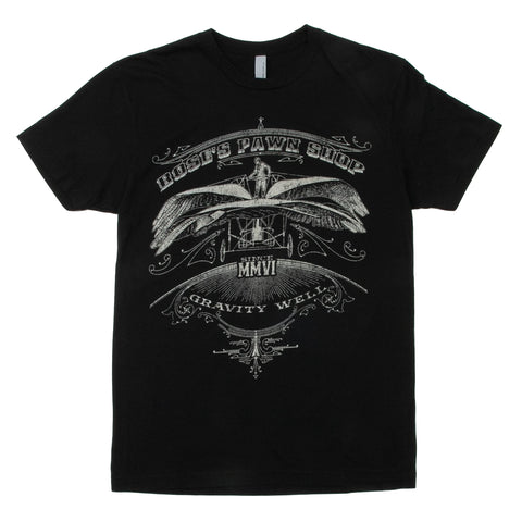 Rose's Pawn Shop Flying Machine T-shirt