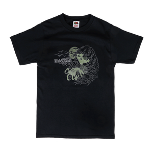 Killswitch Engage Vault | Zombie Woman T-Shirt - Black