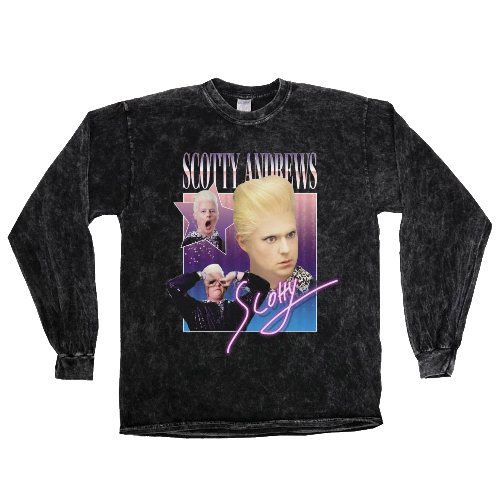 Tim and Eric | Scotty Longsleeve *PREORDER*