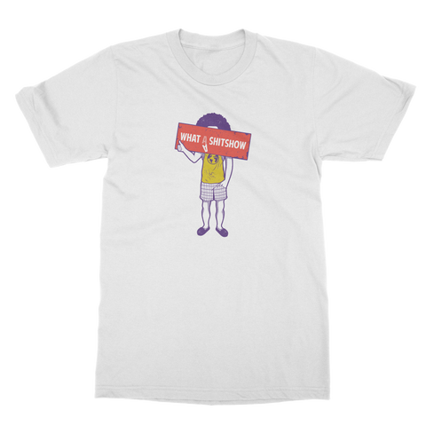 Andy Frasco | What A Shit Show T-Shirt