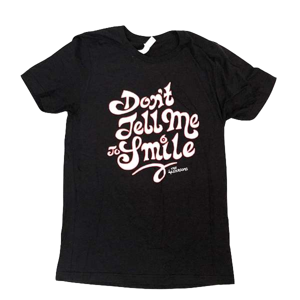 The Mastersons | Smile T-Shirt