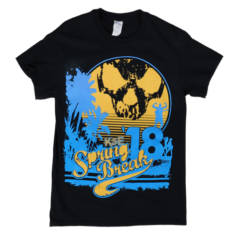 Killswitch Engage Vault | Spring Break Tour 2018 T-Shirt - Black