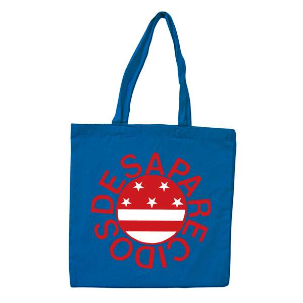 Desaparecidos | Star Tote Bag