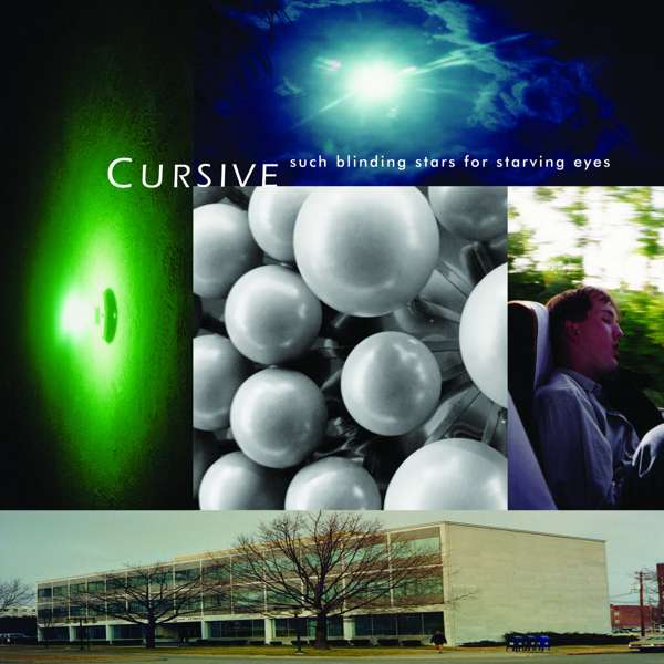 Cursive | Such Blinding Stars for Starving Eyes