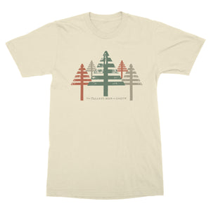 Treestripe shirt from The Tallest Man On Earth