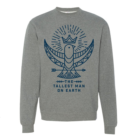 The Tallest Man On Earth Bird Crown T-shirt