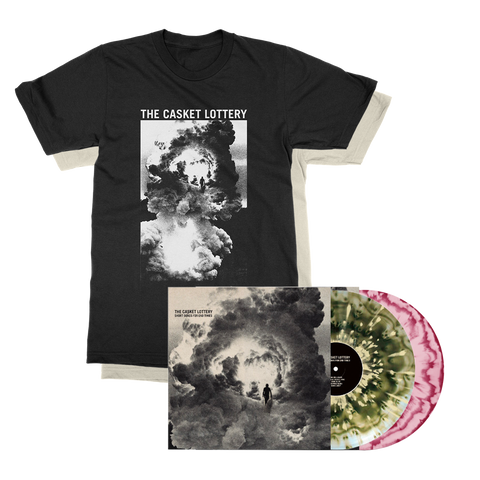 The Casket Lottery | T-Shirt & Record Bundle *PREORDER*