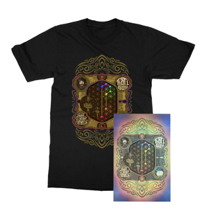 That 1 Guy | Set The Controls For The Heart Of The Buttnoggin | T-Shirt + Poster Bundle