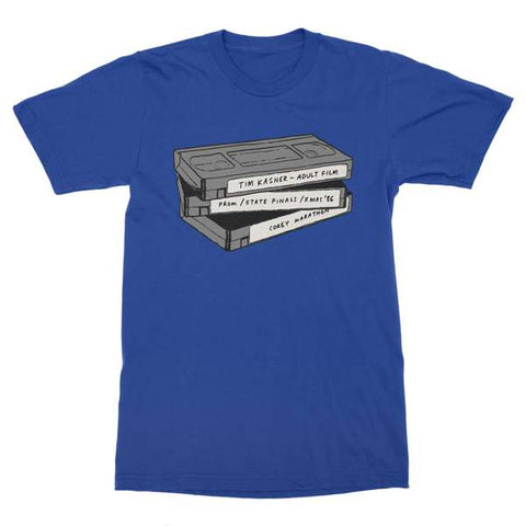 Tim Kasher | VHS T-Shirt