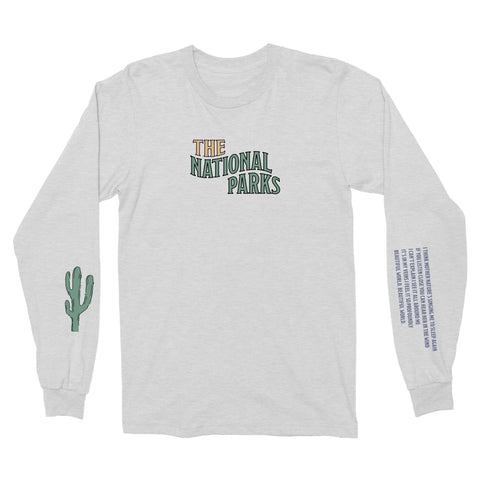 The National Parks | Mother Nature Long Sleeve T-Shirt *PREORDER*