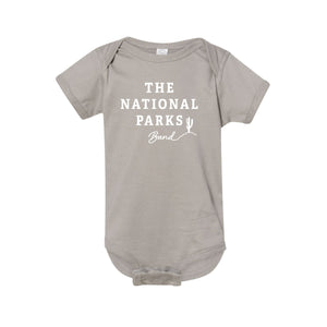 The National Parks | Logo Onesie