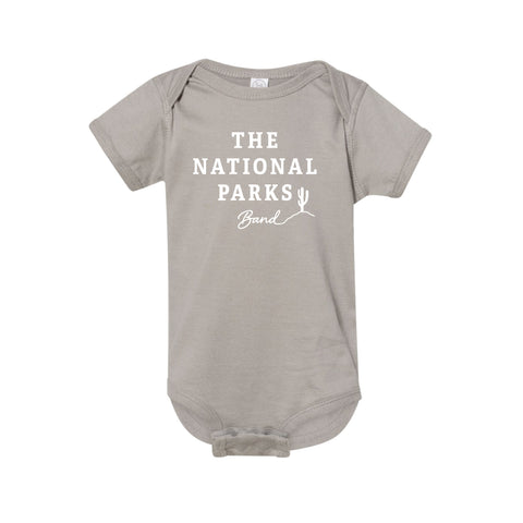 The National Parks | Logo Onesie *PREORDER*