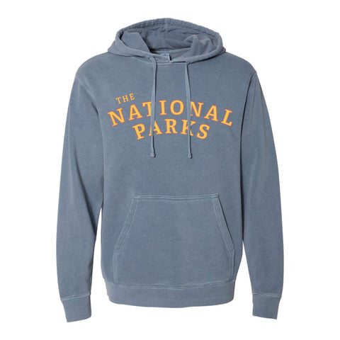 The National Parks | Arched Logo Hoodie *PREORDER*