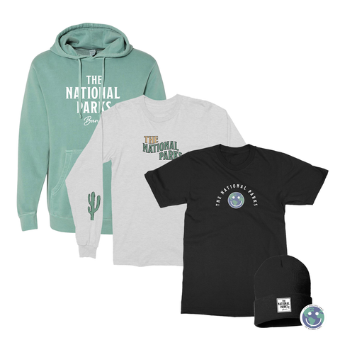 The National Parks | Fall Merch Bundle *PREORDER*
