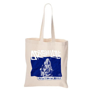 John Cameron Mitchell | Origin of Love Tote Bag - Natural