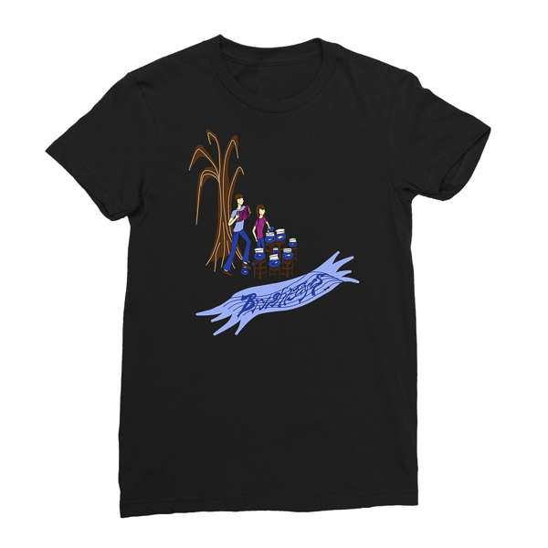 Bright Eyes | Women's Treefish T-Shirt