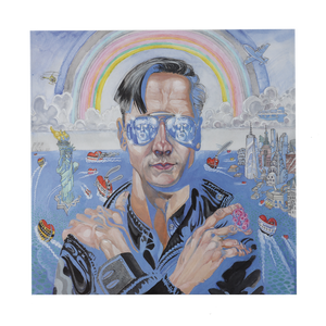 John Cameron Mitchell | Turning Time Around EP