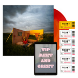 Kevin Morby | Sundowner + 6 Show Bundle + VIP Meet and Greet *PREORDER*