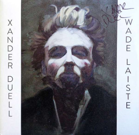 Xander Duell | Wade Laiste Signed LP