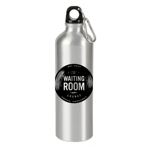 The Waiting Room | Logo Water Bottle