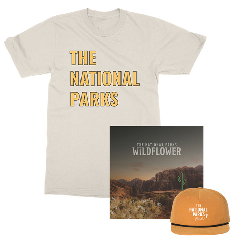 The National Parks | Wildflower Cactus Bundle
